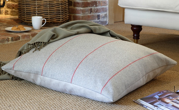 How To Make Extra Large Floor Pillows : Floor Cushions - LilyMatthews