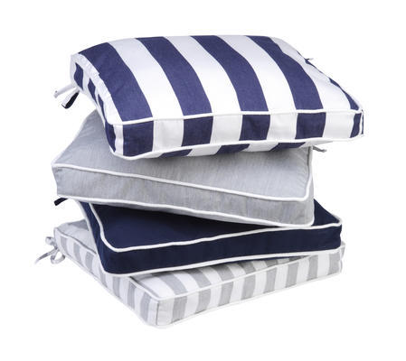 kitchen seat pads lilymatthews. Black Bedroom Furniture Sets. Home Design Ideas